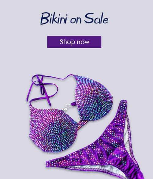 Bikini Competition Suits on Sale