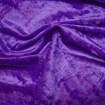 Velvet Purple Fabric for Npc Bikini Suits