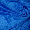 Velvet Royal Blue Faric for Swimsuit Competition