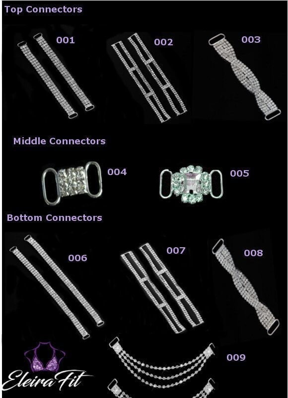 Bikini Connectors Types