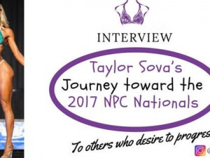NPC Competition Journey of Taylor Sova