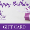 Competition Bikini Happy Birthday Gift Card