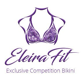 Logo EleiraFit Competition Bikini Suits