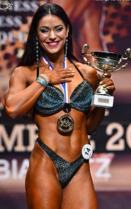 2017 IFBB Overall Champion